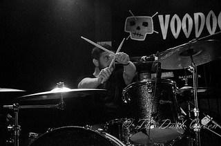 Slomatics at Voodoo, Belfast, 30 July 2016