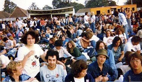 Knebworth 1979