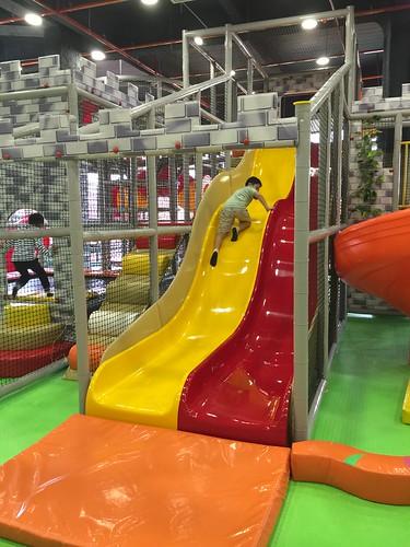 Kingdom jungle gym