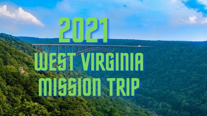 west virginia mission trip