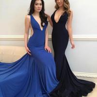 2017 Prom Dresses,sexy V Neck Prom Dresses,elegant Prom ...
