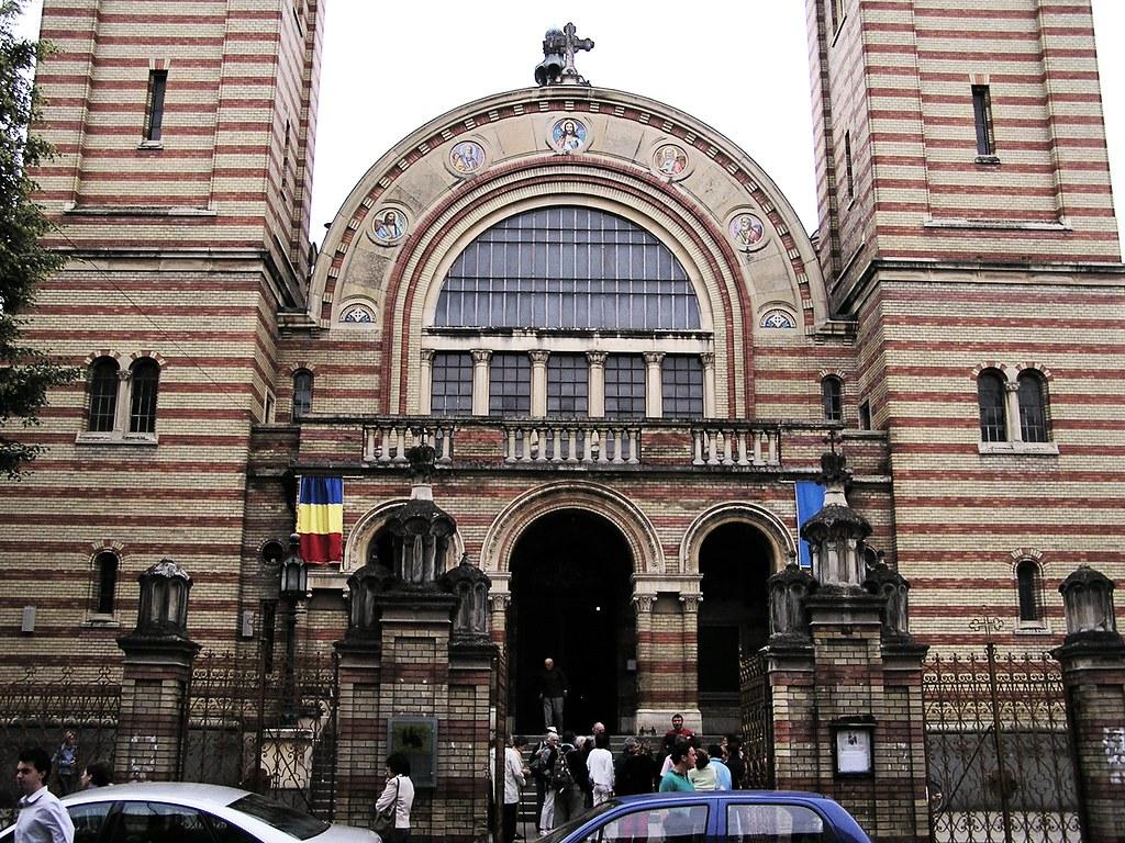 Catedral ortodoxa de Sibiu Rumania 26