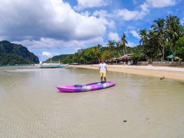Tour en Kayak El Nido