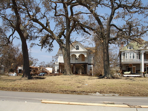 Hurricane Katrina - Biloxi