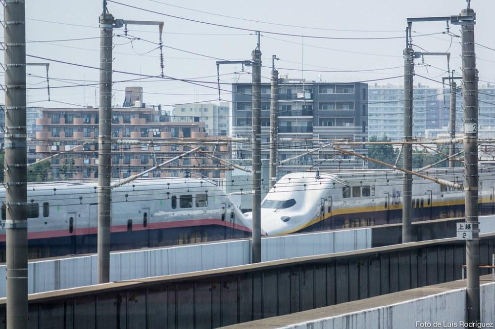 Shinkansen de la línea Joetsu