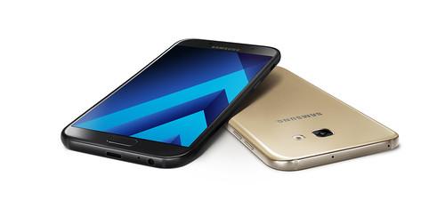 Samsung Galaxy A Series (2017) Pre Order