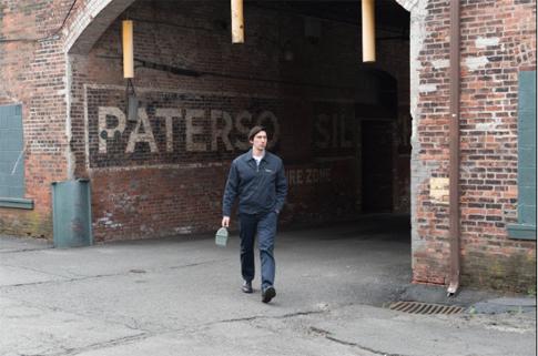 16l10 Adam Driver, el anti héroe de Paterson