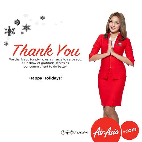 AirAsia Christmas