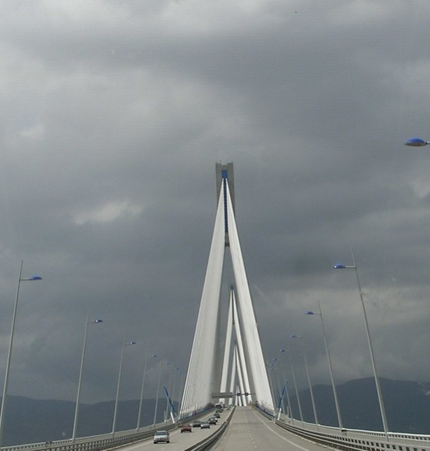 Grecia puente de Río-Antirio 04