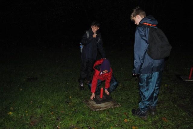 Sutton District Scouts Night Adventure 2015
