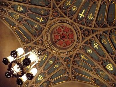 Trinity Church, New York - the tea break project solo travel blog