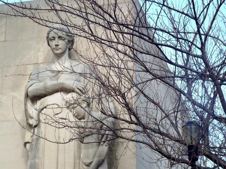 Brooklyn War Memorial, Cadman Plaza, New York - the tea break project solo travel blog