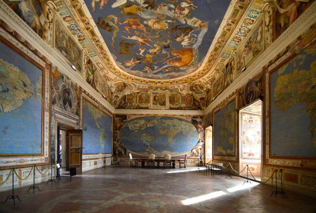 Sala del Mappamondo (Palazzo Farnese)