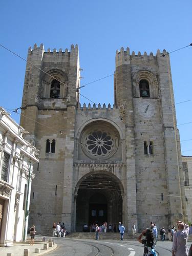 Catedral de Lisboa. ViajerosAlBlog.com.