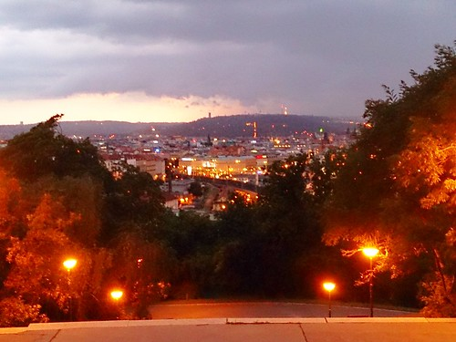 Praga: los mejores miradores de la Ciudad de las Cien Torres.