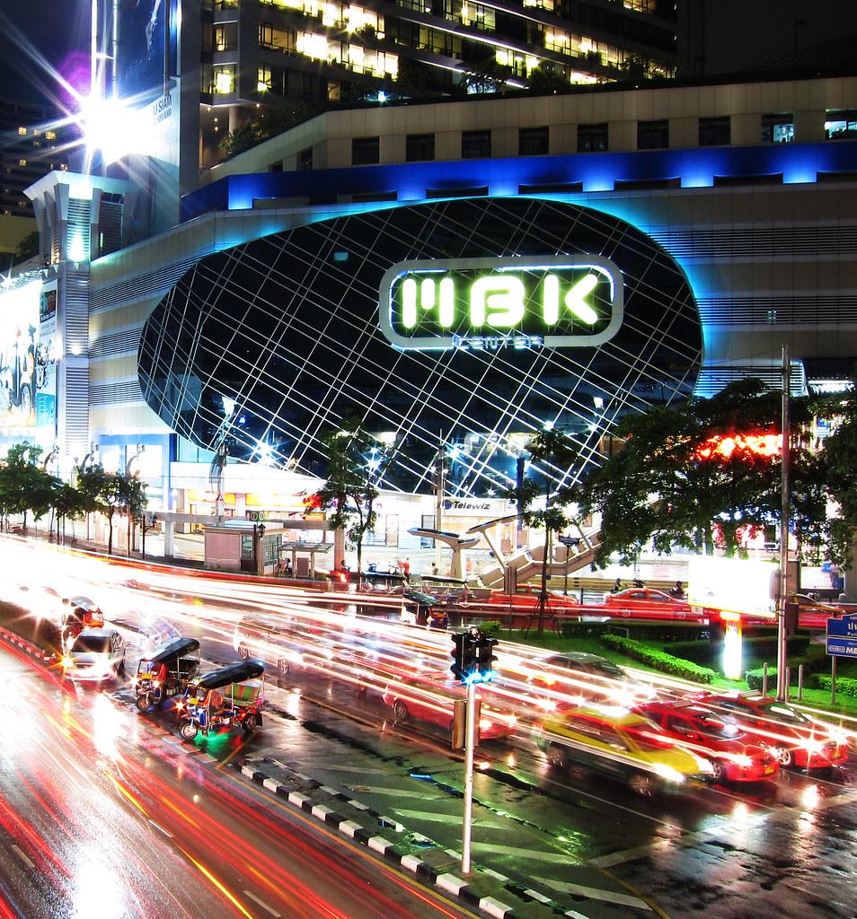 Bangkok: City of Colors