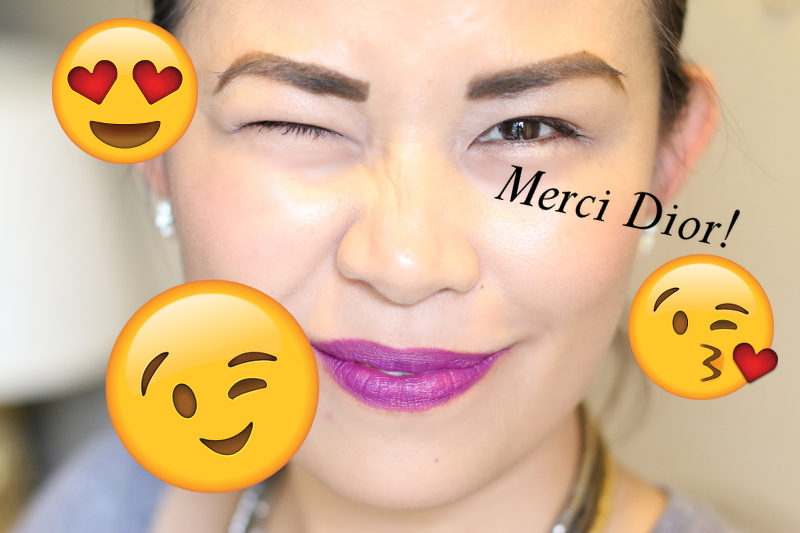 Dior-makeup-rougedior-lipstick-superstitious-matte-purple-9