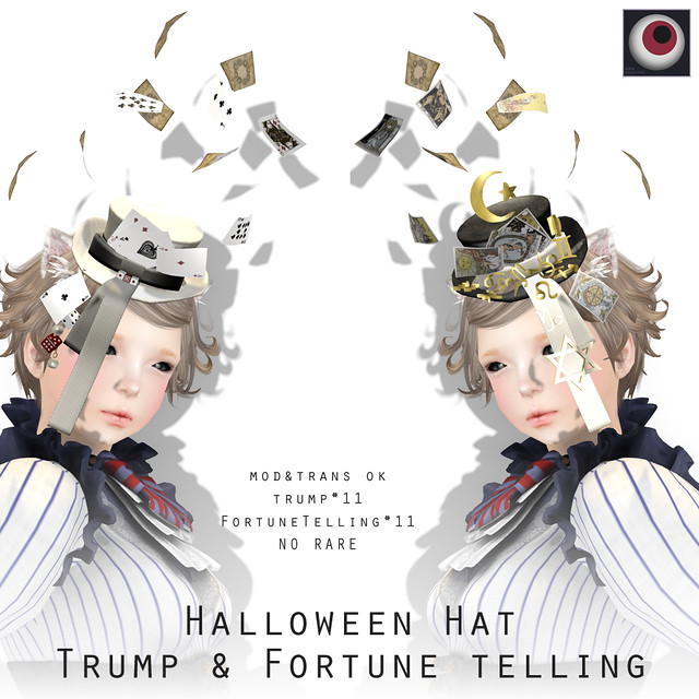 Halloween Hat Gacha