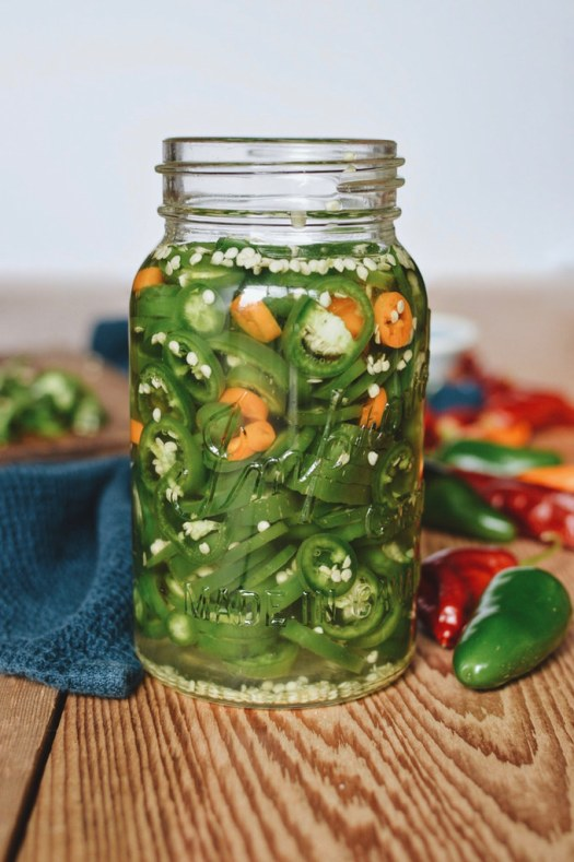 Fermented Jalapenos