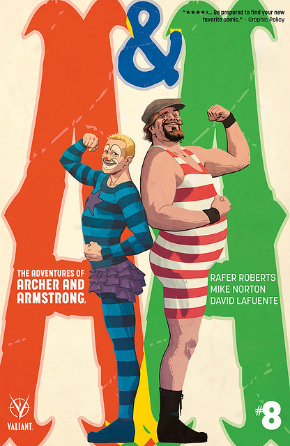 29407301013_7f1cc55c00_z ComicList Preview: A&A THE ADVENTURES OF ARCHER AND ARMSTRONG #8