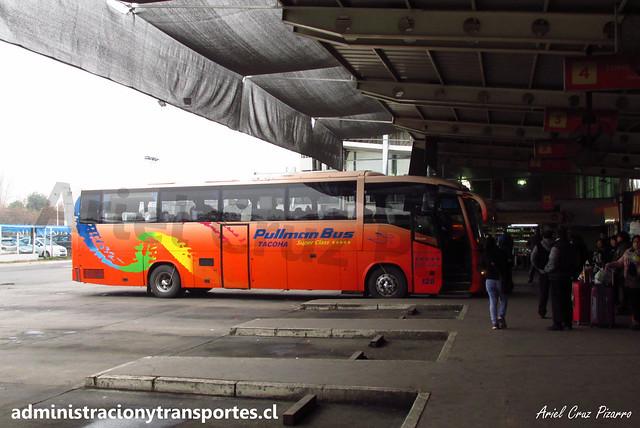 Pullman Bus Tacoha | Rancagua | Irizar Century -