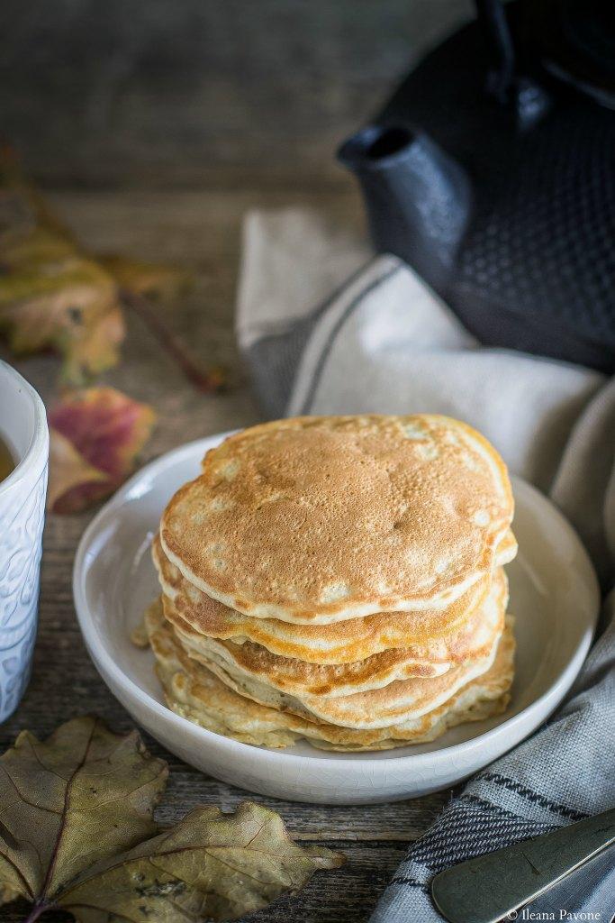 Pancakes agli albumi
