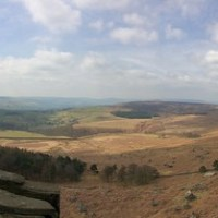 England: Peak District - Jane Eyre walk