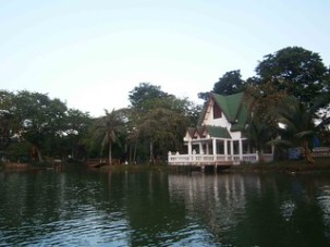 On Lumphini Lake