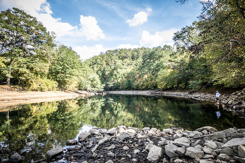 Tugaloo River at Walker Creek-006