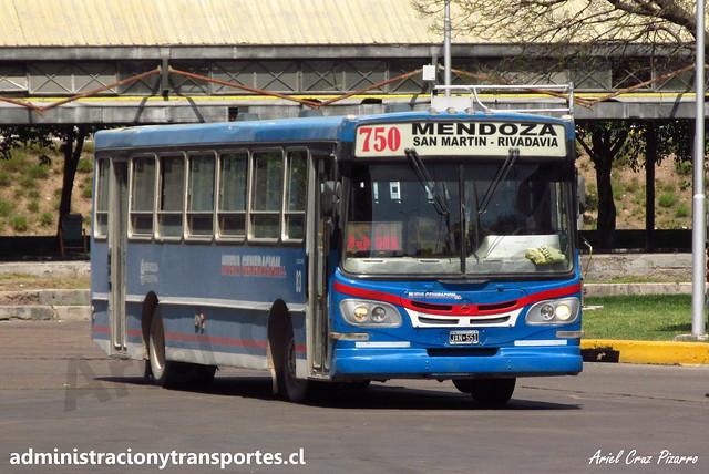 Nueva Generación S.A (Mendoza) | La Favorita - Mercedes Benz