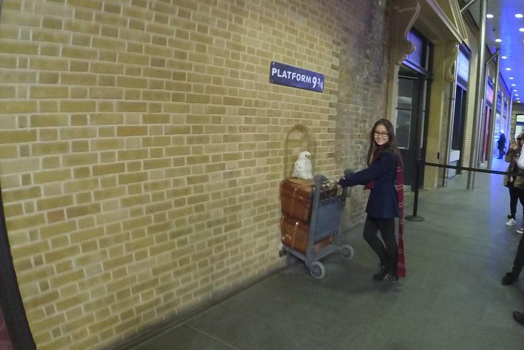 Enfim, Hogwarts <3