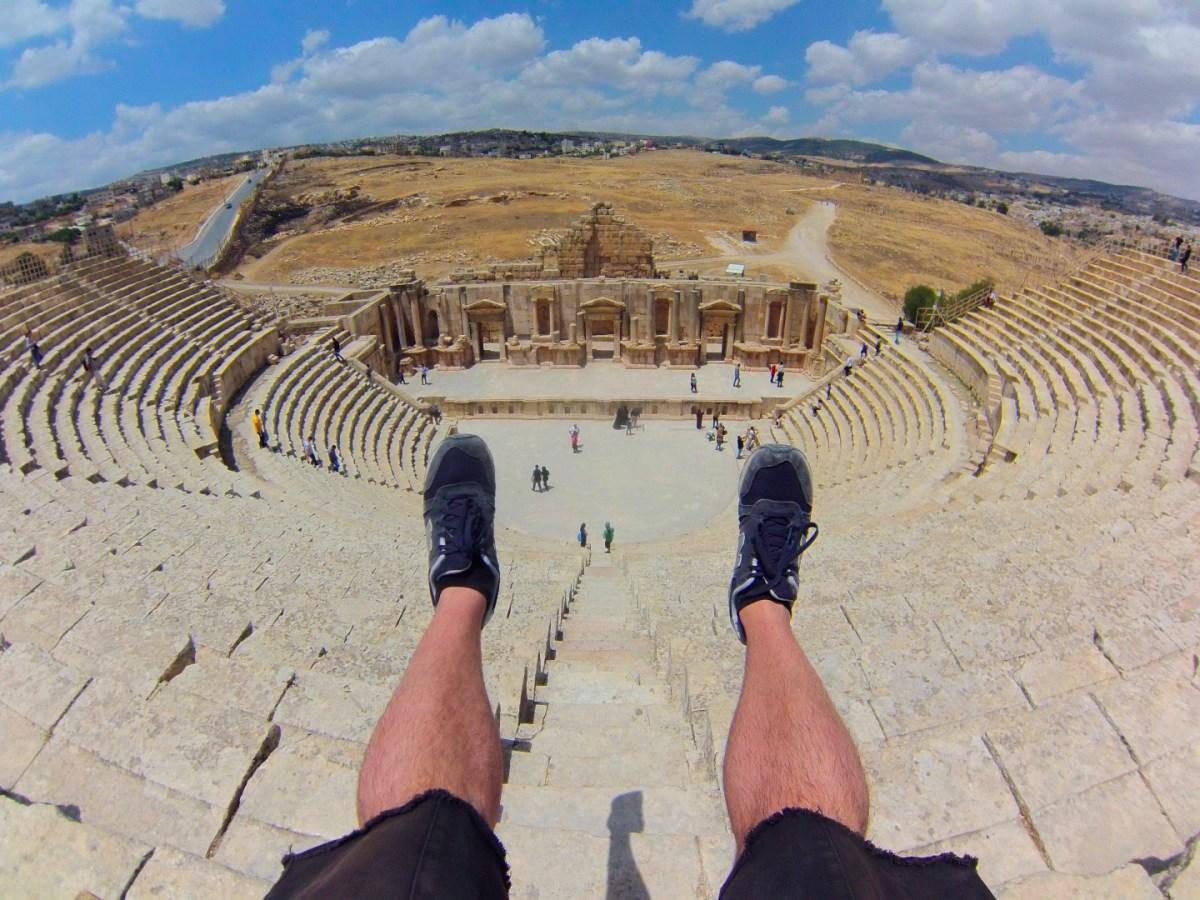 Jordania / Jordan - Jerash / Gerasa Jerash, la Roma de Jordania Jerash, la Roma de Jordania 29952444893 492ee13ea0 o