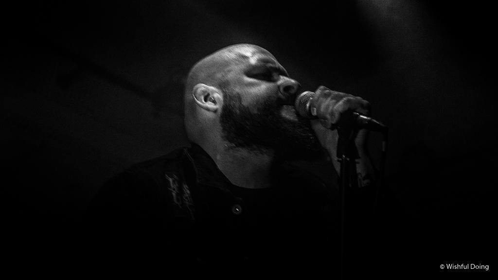 Nihill, Into Darkness III, Neushoorn, Leeuwarden (NL), 3 December 2016