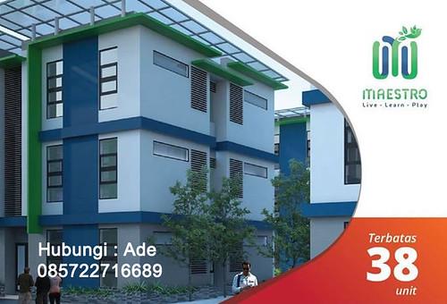 investasi properti di jatinangor Bandung