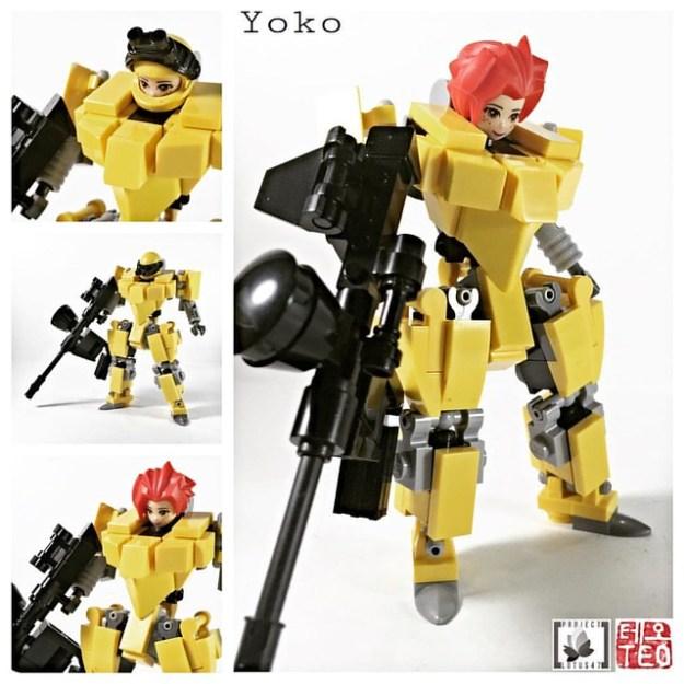 Yoko #projectlotus47