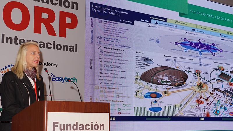 Congreso ORP: identificar problemas laborales que plantea el futuro