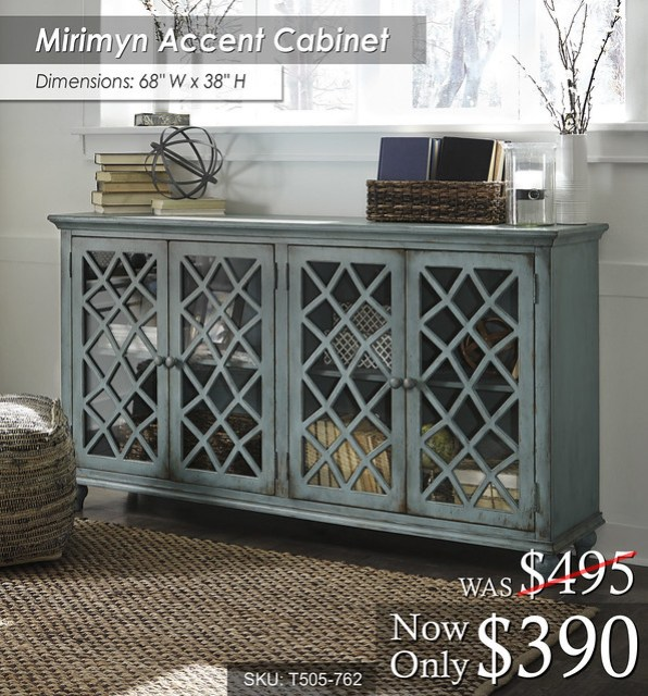 Mirimyn Accent Cabinet T505-762