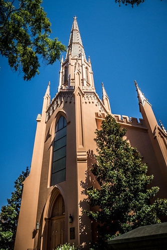 First Presbyterian Church and Cemetery Columbia