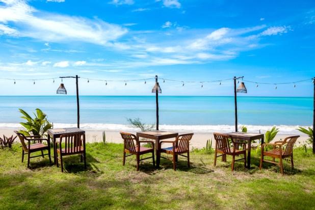 Hotel de playa en Tailandia