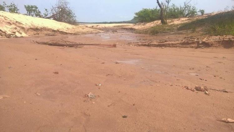 Assoreamento do Lago do Jacundá5
