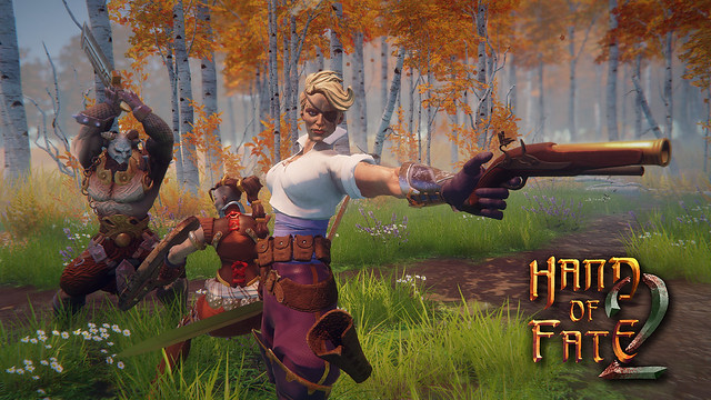 Hand of Fate 2, 01