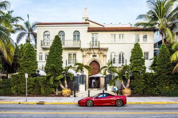 Mansion Versace Miami