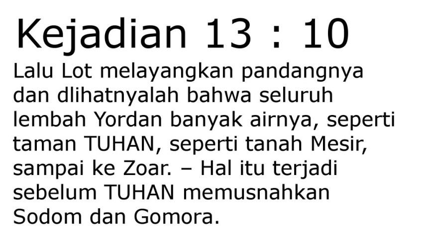 kejadian 13 10