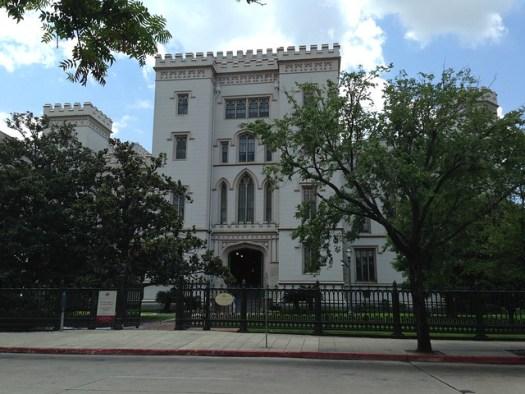 Old Capitol Museum, Baton Rouge LA