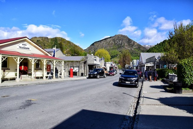 Pekan Arrowtown