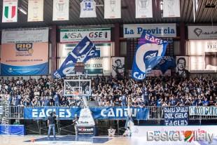 Acqua Vitasnella Cantù , Ultras