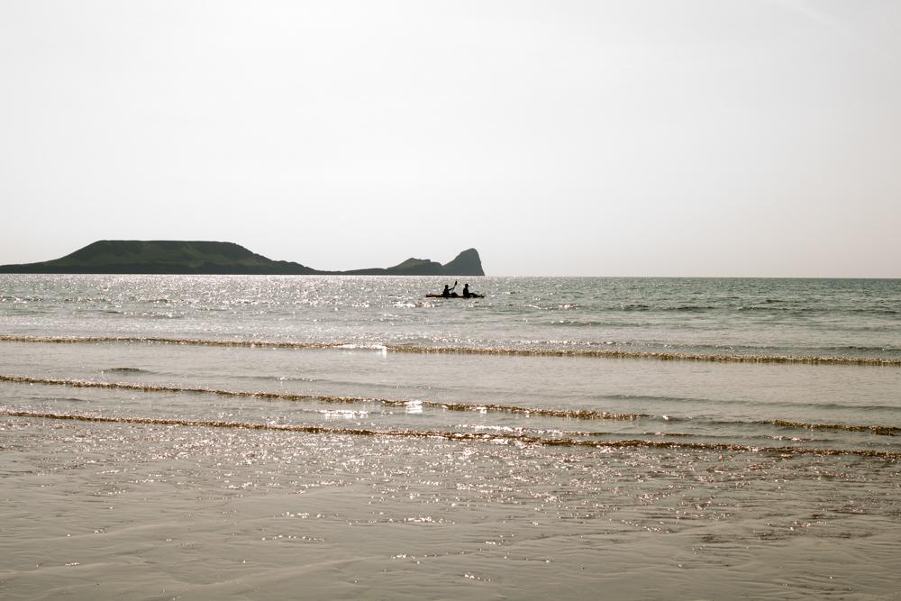 Rhossili Bay beach 5