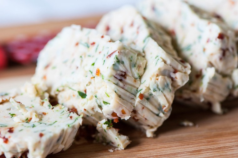Cilantro Chipotle Compound Butter 14