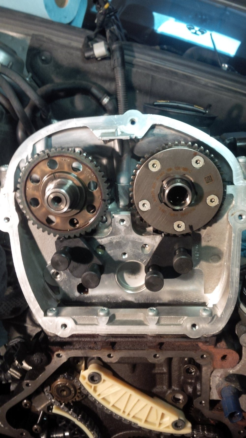 medium resolution of 2011 audi q5 engine timing diagram