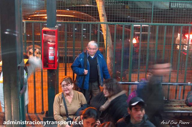 Terminal Sur (Santiago, Chile) / GCKV19